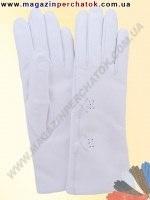 Модель № 140 Перчатки женские из натуральной кожи на шерстяной подкладке. Кожа производства Италии.