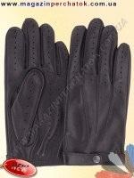Модель № 483 Перчатки мужские без подкладки. Кожа производства Италии.