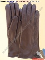 Модель № 133 Перчатки женские из натуральной кожи на шерстяной подкладке. Кожа производства Италии.