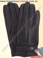 Модель № 118 Перчатки женские из натуральной кожи на шерстяной подкладке. Кожа производства Италии.