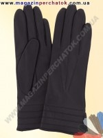 Модель № 099 Перчатки женские из натуральной кожи на шерстяной подкладке. Кожа производства Италии.
