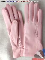 Модель № 097 Перчатки женские из натуральной кожи на шерстяной подкладке. Кожа производства Италии.