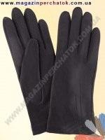 Модель № 088 Перчатки женские из натуральной кожи на шерстяной подкладке. Кожа производства Италии.