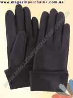 Модель № 085 Перчатки женские из натуральной кожи на шерстяной подкладке. Кожа производства Италии.