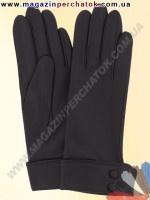 Модель № 077 Перчатки женские из натуральной кожи на шерстяной подкладке. Кожа производства Италии.