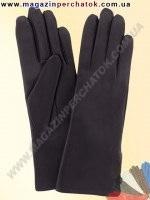Модель № 058 Перчатки женские из натуральной кожи на шерстяной подкладке. Кожа производства Италии.