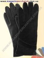 Модель № 049 Перчатки женские из натуральной кожи на шерстяной подкладке. Кожа производства Италии.