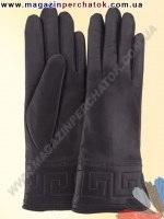 Модель № 197 Перчатки женские из натуральной кожи на шерстяной подкладке. Кожа производства Италии.