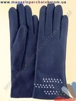 Модель № 193 Перчатки женские из натуральной кожи на шерстяной подкладке. Кожа производства Италии.