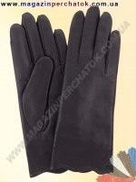 Модель № 188 Перчатки женские из натуральной кожи на шерстяной подкладке. Кожа производства Италии.