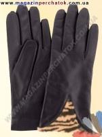 Модель № 183 Перчатки женские из натуральной кожи на шерстяной подкладке. Кожа производства Италии.