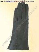Модель № 180 Перчатки женские из натуральной кожи на шерстяной подкладке. Кожа производства Италии.