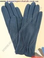 Модель № 175 Перчатки женские из натуральной кожи на шерстяной подкладке. Кожа производства Италии.