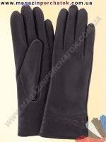 Модель № 161 Перчатки женские из натуральной кожи на шерстяной подкладке. Кожа производства Италии.