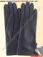 Модель № 152 Перчатки женские из натуральной кожи на шерстяной подкладке. Кожа производства Италии.