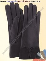 Модель № 150 Перчатки женские из натуральной кожи на шерстяной подкладке. Кожа производства Италии.