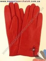 Модель № 304 Перчатки женские из натуральной кожи на шерстяной подкладке. Кожа производства Италии.