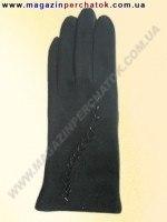 Модель № 294 Перчатки женские из натуральной кожи на шерстяной подкладке. Кожа производства Италии.