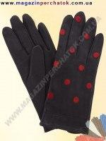 Модель № 292 Перчатки женские из натуральной кожи на шерстяной подкладке. Кожа производства Италии.