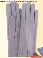 Модель № 287 Перчатки женские из натуральной кожи на шерстяной подкладке. Кожа производства Италии.