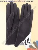 Модель № 260 Перчатки женские из натуральной кожи на шерстяной подкладке. Кожа производства Италии.