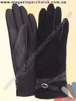 Модель № 256 Перчатки женские из натуральной кожи на шерстяной подкладке. Кожа производства Италии.