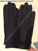 Модель № 251 Перчатки женские из натуральной кожи на шерстяной подкладке. Кожа производства Италии.