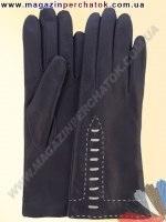 Модель № 240 Перчатки женские из натуральной кожи на шерстяной подкладке. Кожа производства Италии.