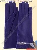 Модель № 234 Перчатки женские из натуральной кожи на шерстяной подкладке. Кожа производства Италии.