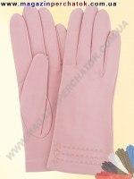 Модель № 230 Перчатки женские из натуральной кожи на шерстяной подкладке. Кожа производства Италии.