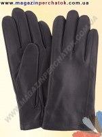 Модель № 296 Перчатки мужские из натуральной кожи на шерстяной подкладке. Кожа производства Италии.