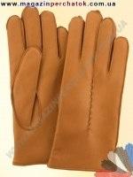 Модель № 310 Перчатки мужские из натуральной кожи на шерстяной подкладке. Кожа производства Италии.