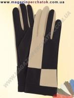 Модель № 073 Перчатки женские из натуральной кожи без подкладки. Кожа производства Италии.