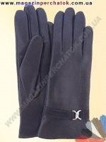 Модель № 365 Перчатки женские из натуральной кожи на шерстяной подкладке. Кожа производства Италии.