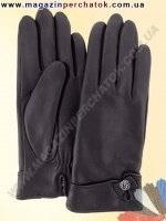 Модель № 366 Перчатки женские из натуральной кожи на шерстяной подкладке. Кожа производства Италии.
