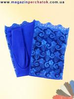 Модель № 338 Митенки. Перчатки женские из натуральной кожи без подкладки. Кожа производства Италии.