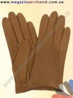 Модель № 341 Перчатки женские из натуральной кожи без подкладки. Кожа производства Италии.