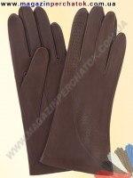 Модель № 083 Перчатки женские из натуральной кожи без подкладки. Кожа производства Италии.