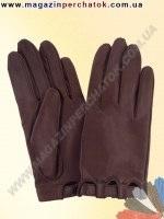 Модель № 359 Перчатки женские из натуральной кожи без подкладки. Кожа производства Италии.