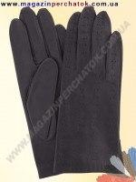 Модель № 087 Перчатки женские из натуральной кожи без подкладки. Кожа производства Италии.