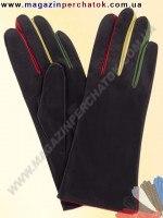 Модель № 155 Перчатки женские из натуральной кожи без подкладки. Кожа производства Италии.
