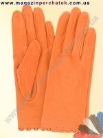 Модель № 170 Перчатки женские из натуральной кожи без подкладки. Кожа производства Италии.