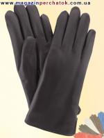 Модель № 136 Перчатки женские из натуральной кожи на подкладке из натурального меха. Кожа производства Италии.