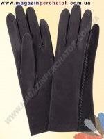 Модель № 171 Перчатки женские из натуральной кожи без подкладки. Кожа производства Италии.