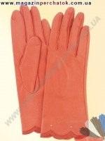 Модель № 187 Перчатки женские из натуральной кожи без подкладки. Кожа производства Италии.