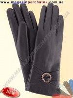 Модель № 102 Перчатки женские из натуральной кожи на шерстяной подкладке. Кожа производства Италии.