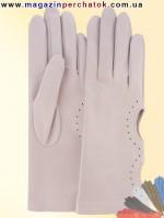 Модель № 194 Перчатки женские из натуральной кожи без подкладки. Кожа производства Италии.
