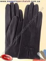 Модель № 089 Перчатки женские из натуральной кожи на шелковой подкладке. Кожа производства Италии.