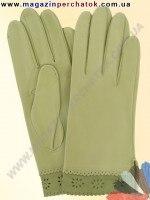 Модель № 205 Перчатки женские из натуральной кожи без подкладки. Кожа производства Италии.