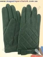 Модель № 408 Перчатки женские из натуральной кожи на шелковой подкладке. Кожа производства Италии.
